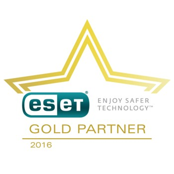 LINET Services ist ESET Gold Partner
