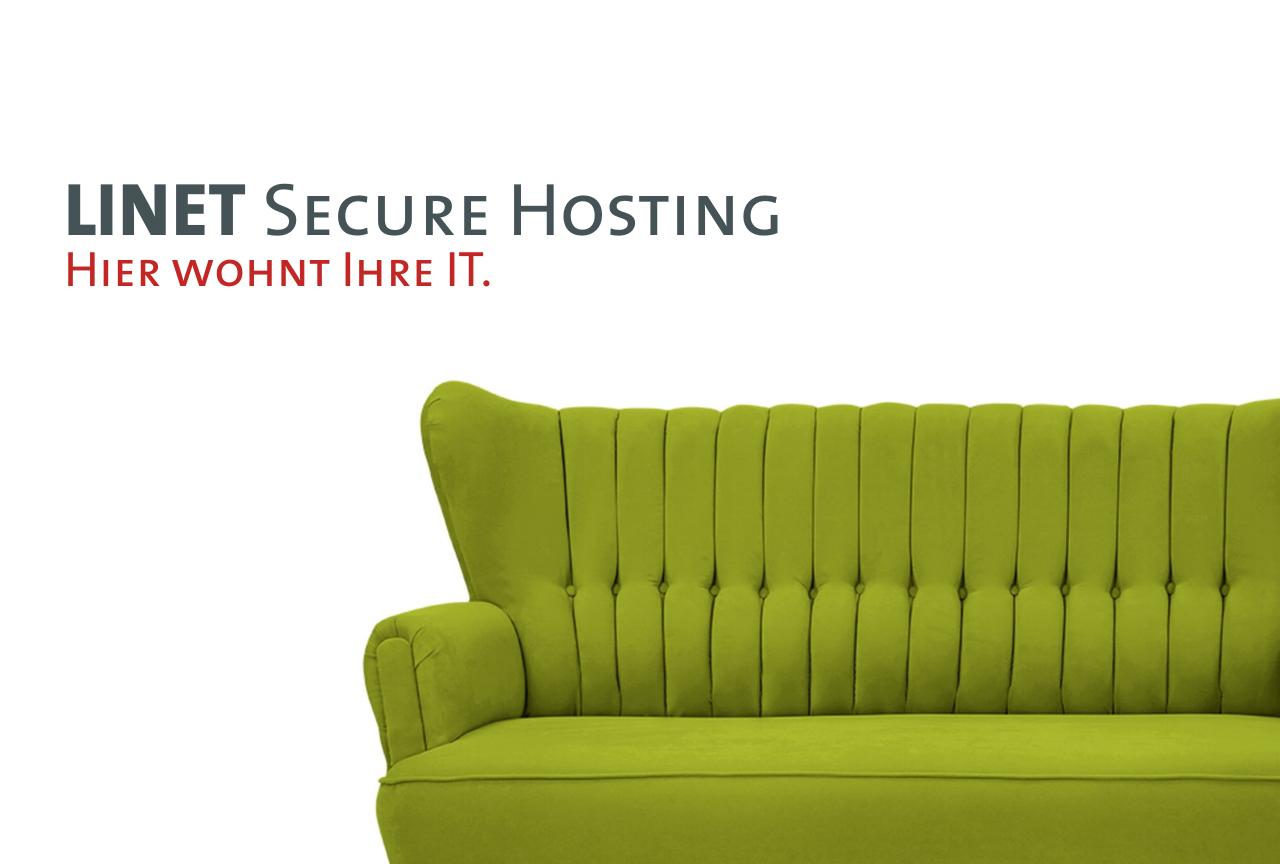 LINET stellt Secure Hosting vor