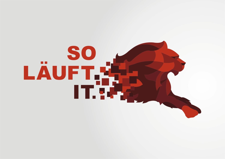 Der Braunschweiger Löwe als neues Keyvisual für die LINET Services GmbH