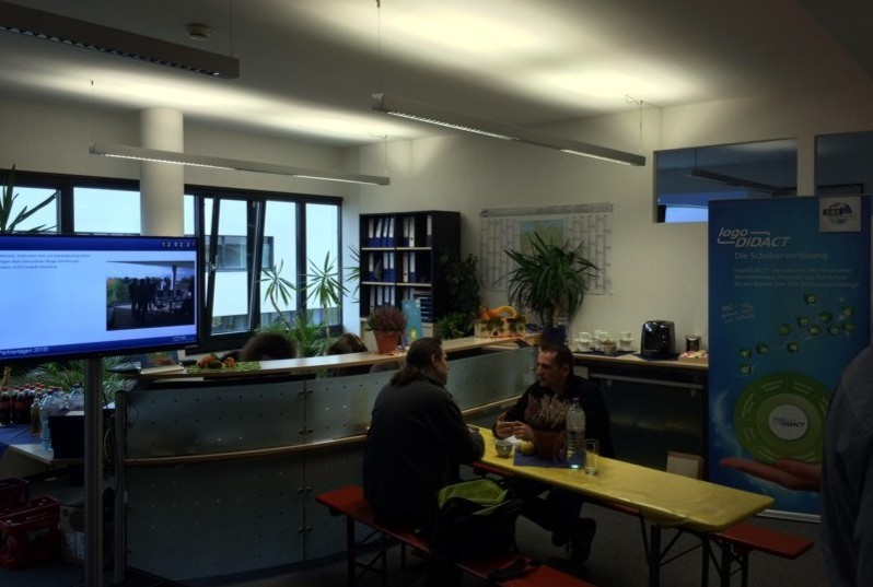 LINET Services auf den SBE logoDIDACT® Partnertagen