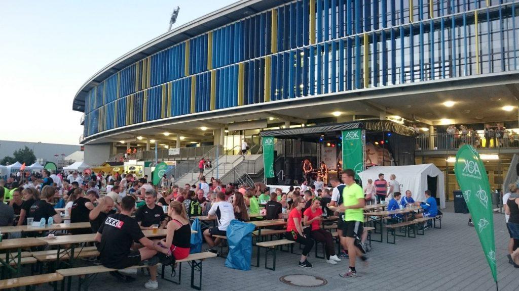Die LINET Services GmbH nahm 2016 erneut am Firmenlauf Braunschweig teil.