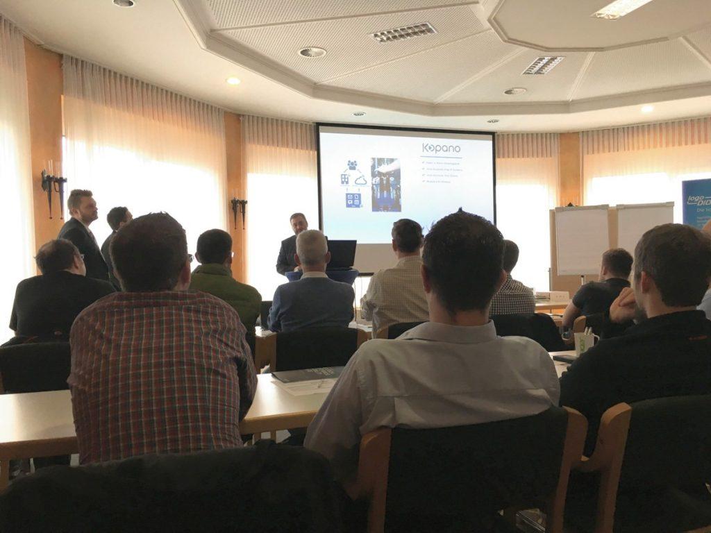 Systemhaus LINET Services auf den SBE-Partnertagen 2016